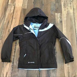 Columbia Winter Coat Wm S